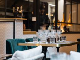 Restaurant Les Infidèles